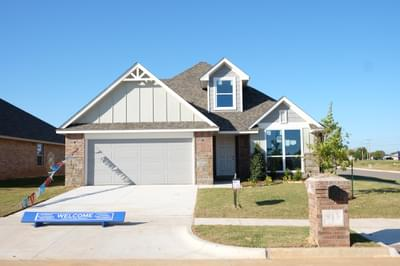 New Home for Sale in Oklahoma City, 913 SW 140th Street