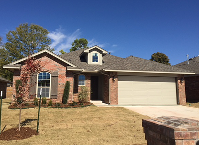 New Home for Sale in Norman, 525 Talon Drive