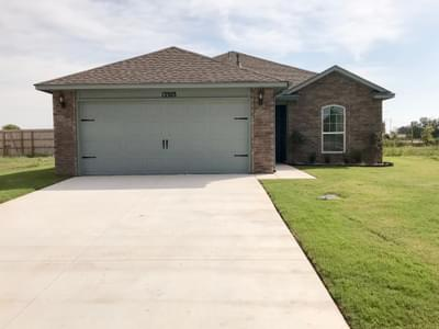 New Home for Sale in Collinsville, 13303 N 136th E Avenue