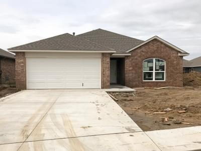 New Home for Sale in Collinsville, 13366 N 134th E Avenue