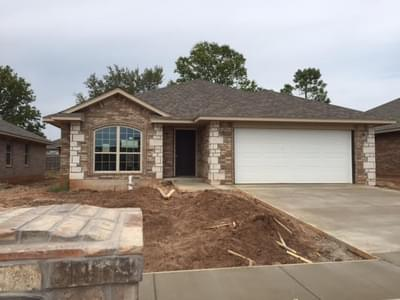 New Home for Sale in Norman, 521 Talon Drive