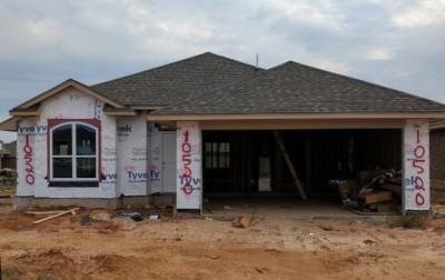 New Home for Sale in Midwest City, 10520 Turtle Back Drive