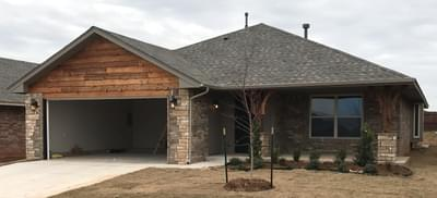 New Home for Sale in Edmond, 3020 NW 182nd Street