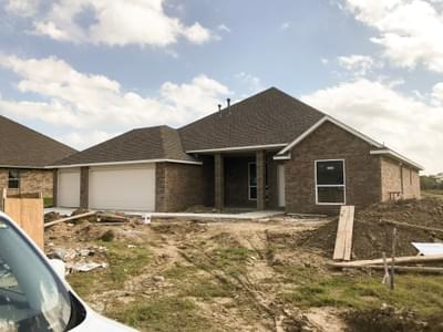 New Home for Sale in Claremore, 25295 Creek Bank Trail