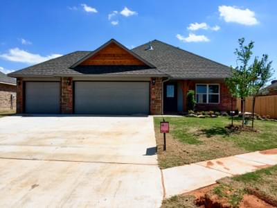 New Home for Sale in Piedmont, 12112 NW 137th Street