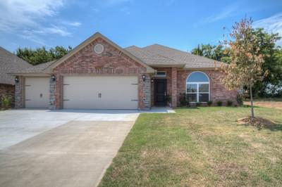 New Home for Sale in Bixby, 6110 E 148th Street South