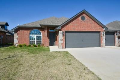 New Home for Sale in Bixby, 14754 South Lakewood Place