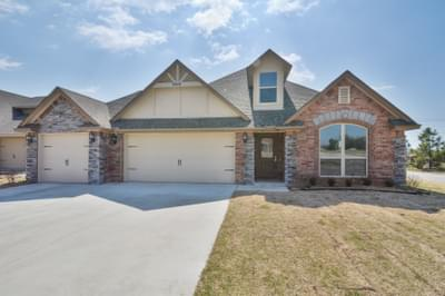 New Home for Sale in Jenks, 2418 W 110th Street S