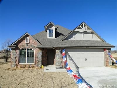 New Home for Sale in Claremore, 25408 Stonebridge Parkway