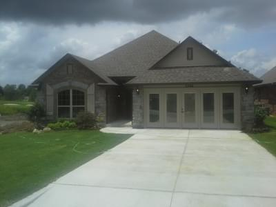 New Home for Sale in Claremore, 25414 Stonebridge Parkway