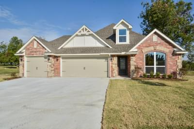 New Home for Sale in Bixby, 6423 East 148th Street S