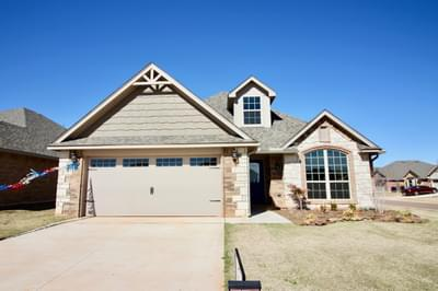 New Home for Sale in Edmond, 2509 NW 194th Street