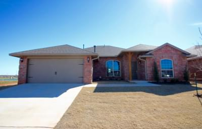New Home for Sale in Oklahoma City, 9108 SW 48th Terrace