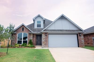 New Home for Sale in Yukon, 9612 Wessex Drive