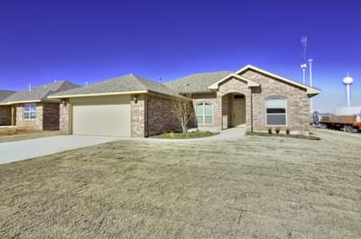 New Home for Sale in Midwest City, 10517 SE 25th Street
