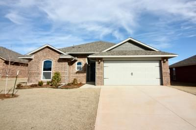 New Home for Sale in Yukon, 908 Chestnut Creek Drive