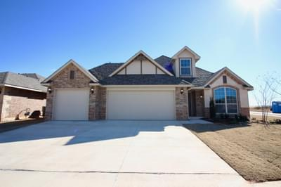 New Home for Sale in Oklahoma City, 9116 SW 48th Terrace