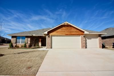 New Home for Sale in Oklahoma City, 9117 SW 48th Terrace