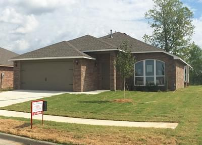New Home for Sale in Collinsville, 13363 N 136th East Ave
