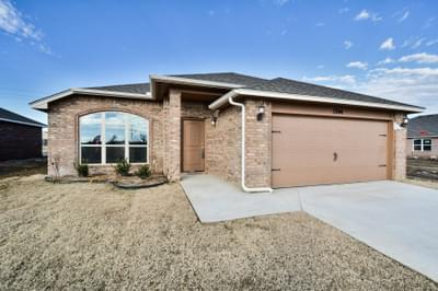 New Home for Sale in Collinsville, 13344 N 136th E Ave