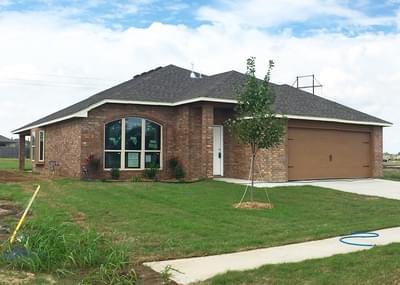 New Home for Sale in Collinsville, 13344 N 136th East Ave