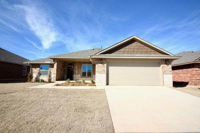 New Home for Sale in Oklahoma City, 9109 SW 48th Terrace