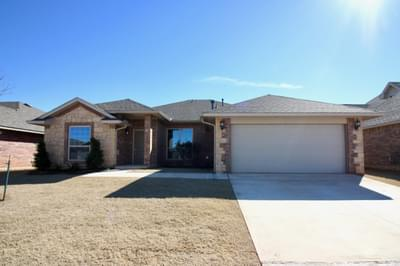 New Home for Sale in Oklahoma City, 9112 SW 48th Terrace
