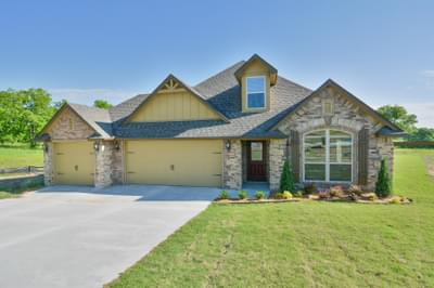 New Home for Sale in Bixby, 6445 E 147th Street S
