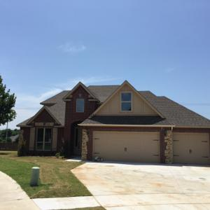New Home for Sale in Claremore, 25265 Creek Bank Trail