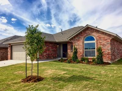 New Home for Sale in Norman, 621 Talon Drive