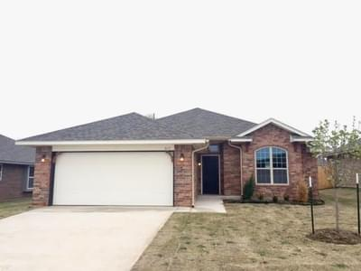 New Home for Sale in Norman, 613 Talon Drive