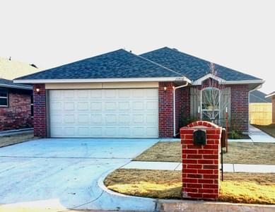 New Home for Sale in Yukon, 10704 SW 30th Street