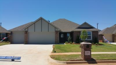 New Home for Sale in Piedmont, 13805 Grazing Meadow Court