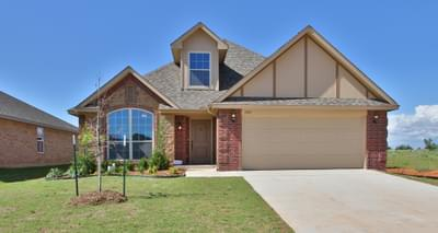 New Home for Sale in Norman, 3927 Wiltshire Drive