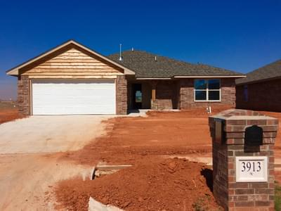 New Home for Sale in Norman, 3913 Caraway Lane