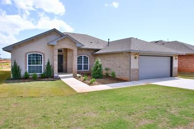 New Home for Sale in Norman, 3922 Wiltshire Drive