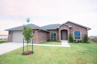 New Home for Sale in Yukon, 11013 NW 97th Street