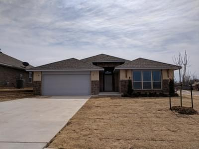 New Home for Sale in Midwest City, 10900 Turtlewood Boulevard