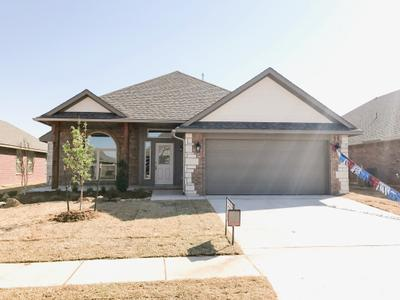 New Home for Sale in Edmond, 2516 NW 194th Street
