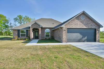New Home for Sale in Bixby, 6261 E 146th Street S