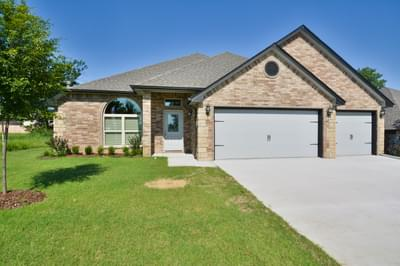 New Home for Sale in Bixby, 14722 S Lakewood Place