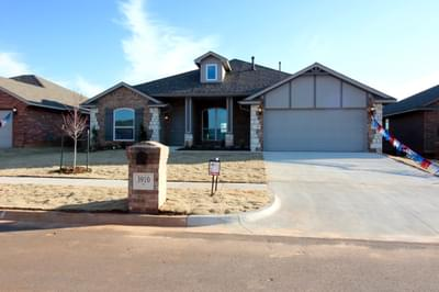 New Home for Sale in Norman, 3910 Caraway Lane