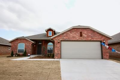 New Home for Sale in Norman, 3914 Caraway Lane