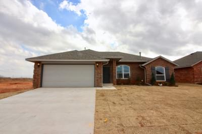 New Home for Sale in Norman, 3918 Caraway Lane