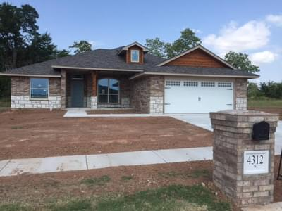 New Home for Sale in Norman, 4312 Condor Drive