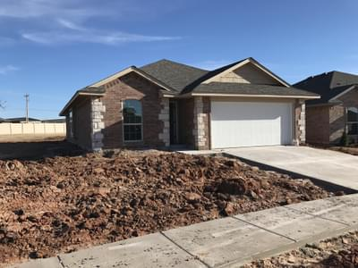 New Home for Sale in Edmond, 18208 Camborne Avenue