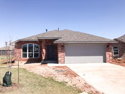 New Home for Sale in Oklahoma City, 5702 Sanabel Court