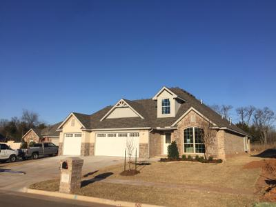 New Home for Sale in Oklahoma City, 13612 Calabria Trail