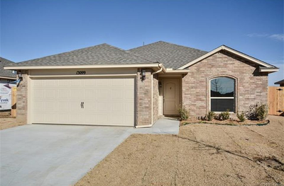 New Home for Sale in Collinsville, 13099 E 134th Pl N.