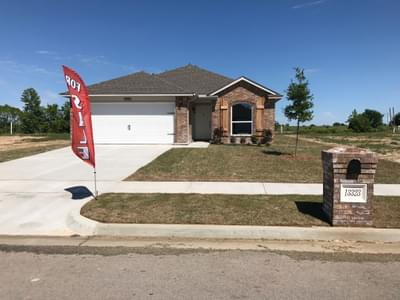 New Home for Sale in Collinsville, 13323 N 136th E Avenue